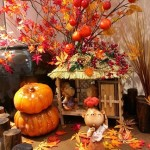 6 Ways to Decorate with Pumpkins