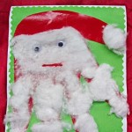 Christmas Crafts for Kids-Greeting Card