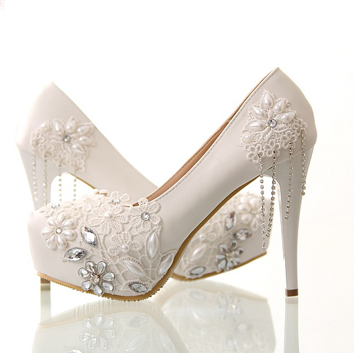Things To Consider When You Buy Your Wedding Shoes