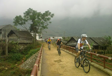 Holiday in North Vietnam
