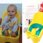 Toilet Train your Babies with The EcoBabyloo