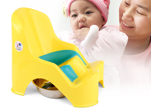 The Ecobabyloo – The World's First Toilet Chair for Babies
