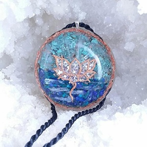 Unique Orgonite Pendants by ElveMagic