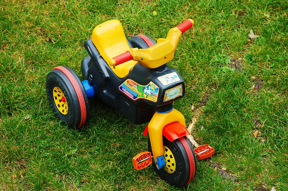 Safety Tips for Ride-On Toys