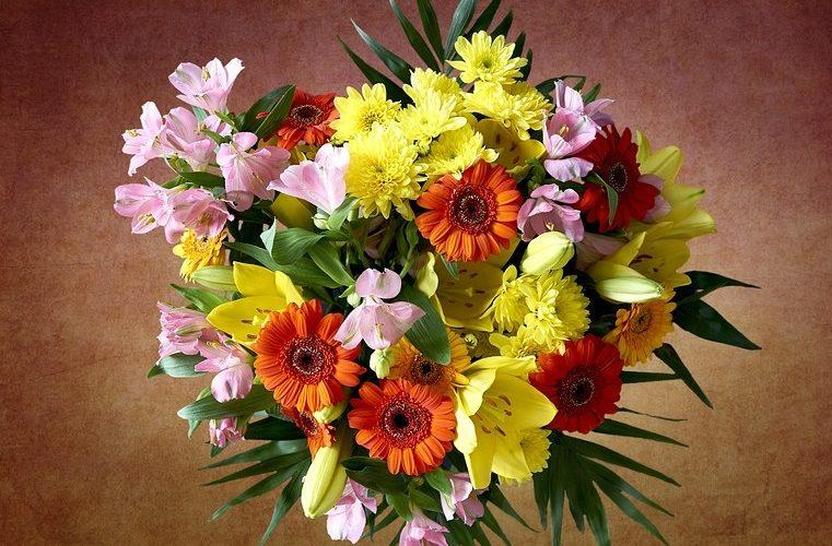Sending flowers to Spain