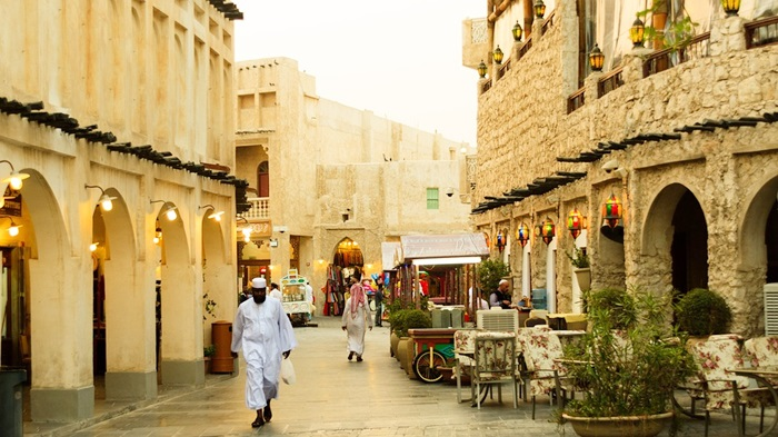 Locations That Make Qatar a Lovely Vacation Point