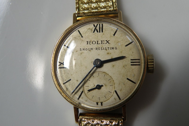 Rolex history
