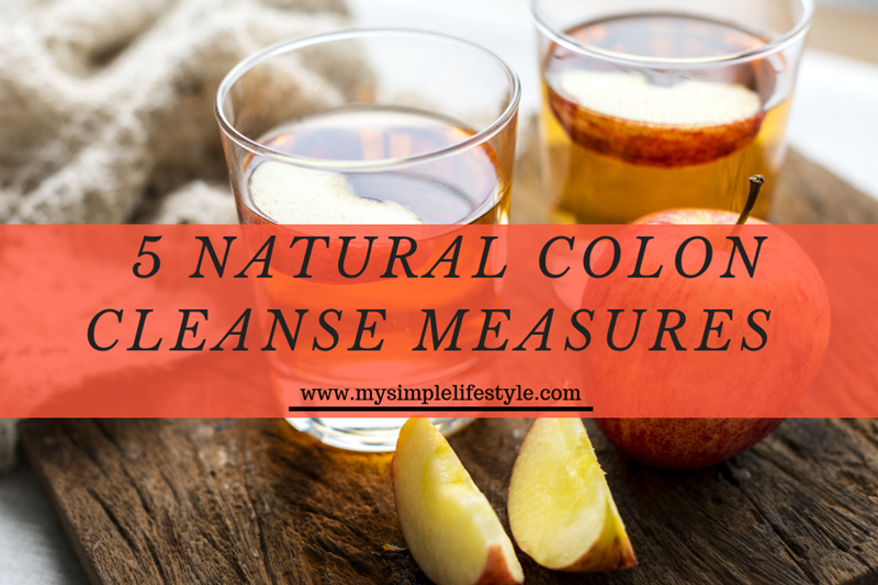 Natural Colon Cleanse Measures