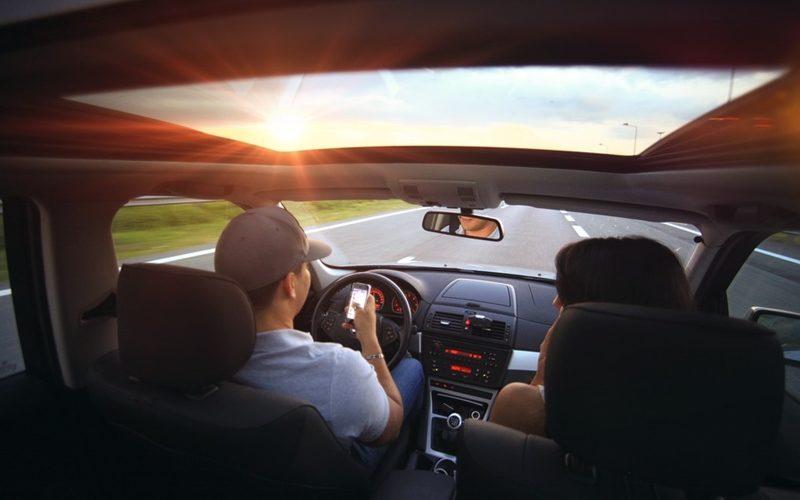 Advertisements that Make Dangerous Driving Look Cool
