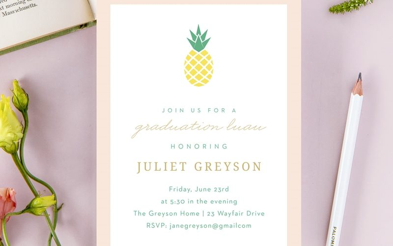 Tips for Ordering Graduation Announcements